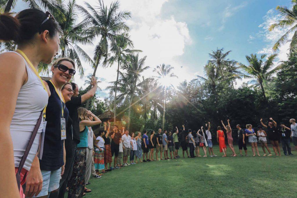 Coworking Unconference - digital nomad events 2017