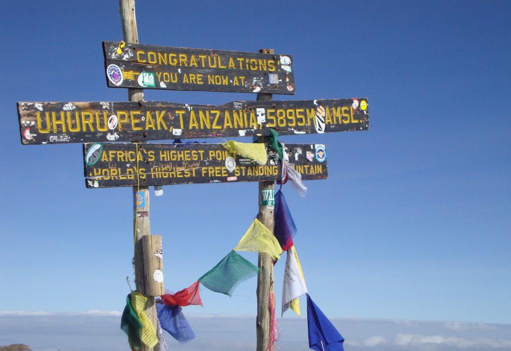 Kilimanjaro digital nomad event