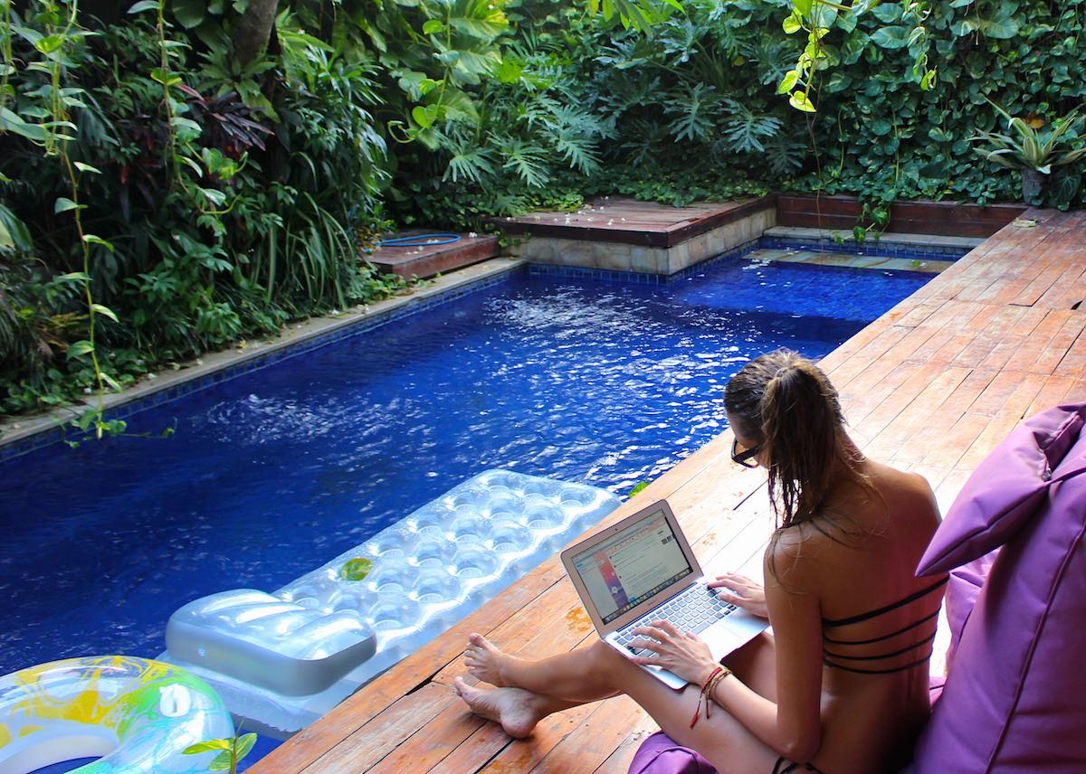 Bali Digital Nomad Workspace