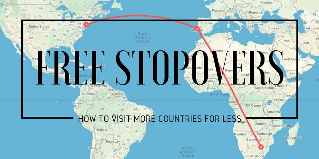 free stopovers