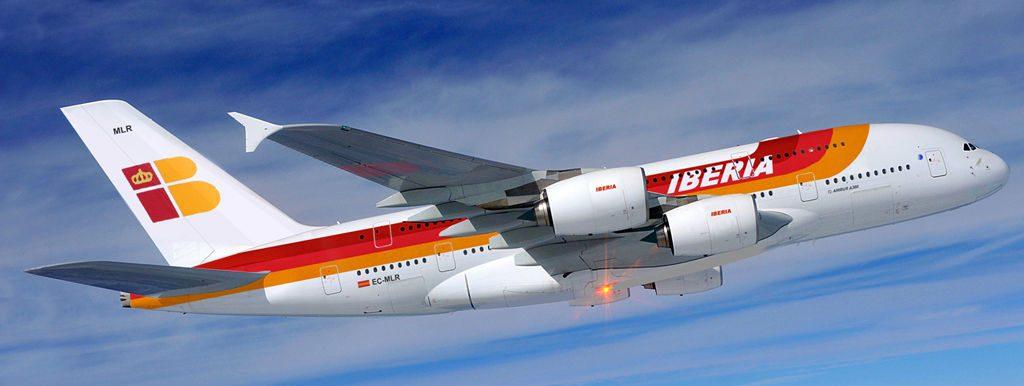 Flystein Iberia Plus avios millas vuelos promocion avion